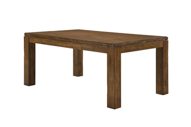 Sophia Brown Dining Table - Luna Furniture