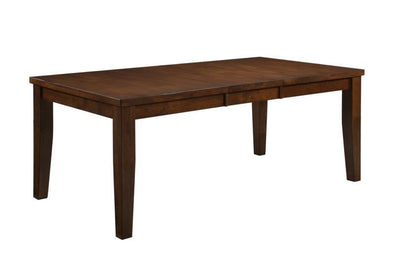 Dylan Brown Dining Table - Luna Furniture