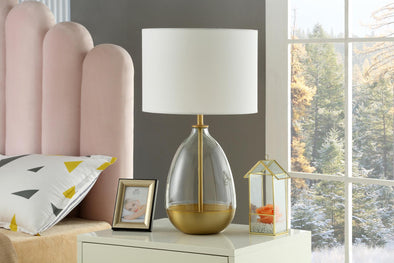Ariana Gold Table Lamp