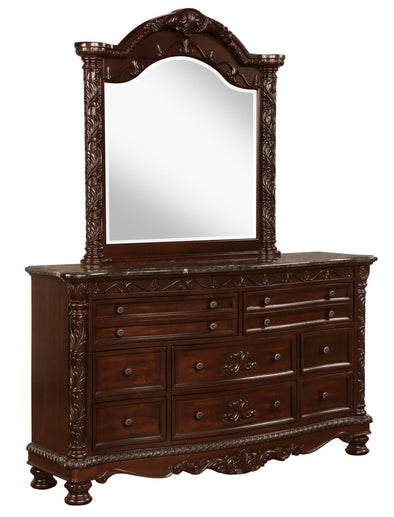 Ashton Brown Dresser