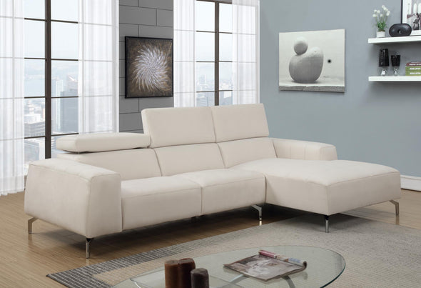 [SPECIAL] Lincoln Beige Sectional - Luna Furniture