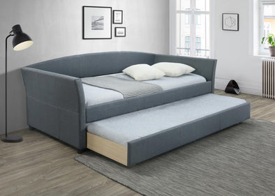 Evan Gray Daybed with Trundle | EV8016