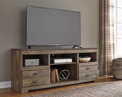 Trinell Brown LG TV Stand | W446-68
