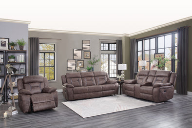Madrona Double Reclining Living Room Set | 9989