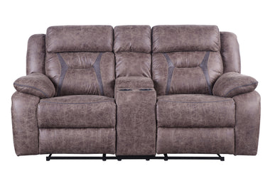 Madrona Reclining Loveseat - Luna Furniture