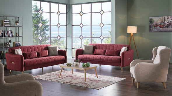 Santino 4-Piece Living Room Set by Istikbal
