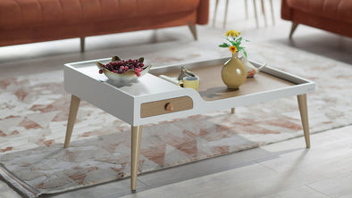 Santino Coffee Table by İstikbal