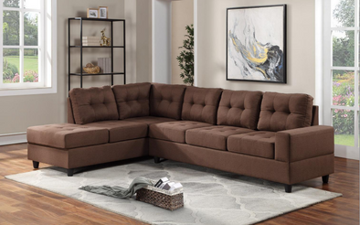 James Brown Reversible Sectional