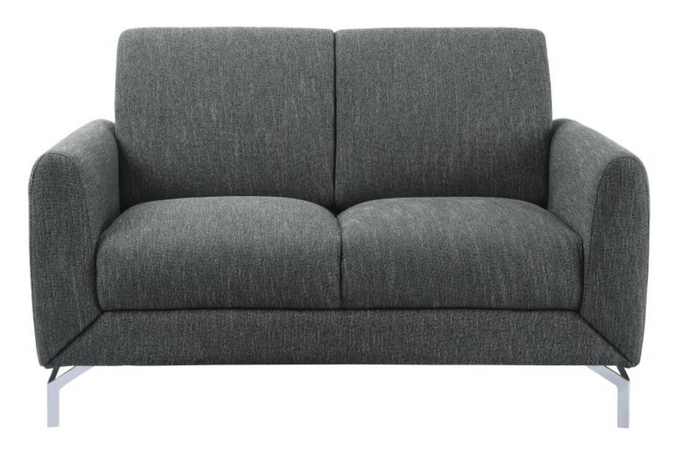 Venture Gray Loveseat