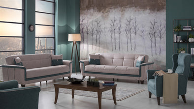 Veston 4-Piece Living Room Set by Bellona ( ETA 08/08)