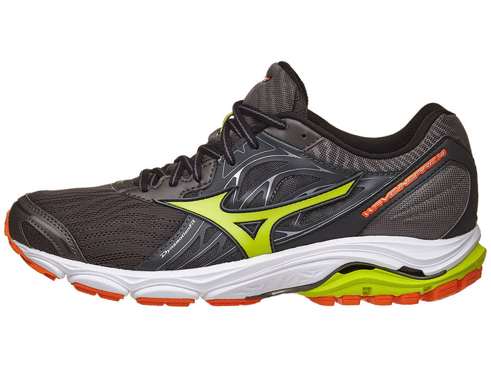 Mizuno Wave Inspire 14 nam Magnet/Lime Punch | Giay Doc | Giày Độc