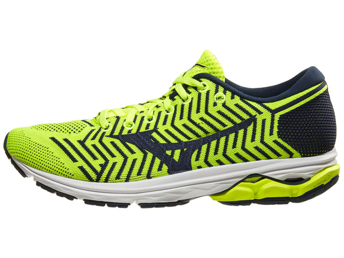 Mizuno WaveKnit R2 nam Flash/Maize | Giay Doc | Giày Độc