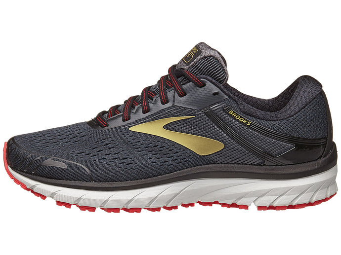 Brooks Adrenaline GTS 18 nam Black/Gold/Red | Giay Doc | Giày Độc