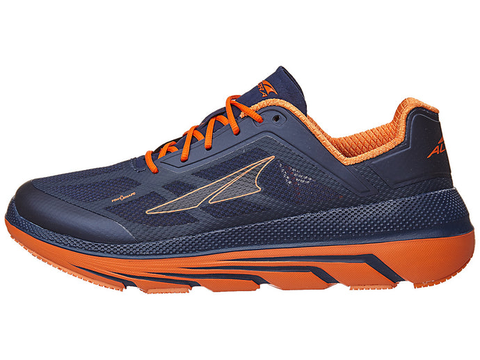 Altra Duo Men's Shoes Orange | Giay Doc | Giày Độc
