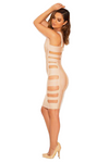 Risque Bandage Dress