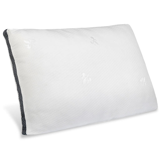 Pocket Spring Pillow with Cool Warm Cover Queen Size Best Neck support