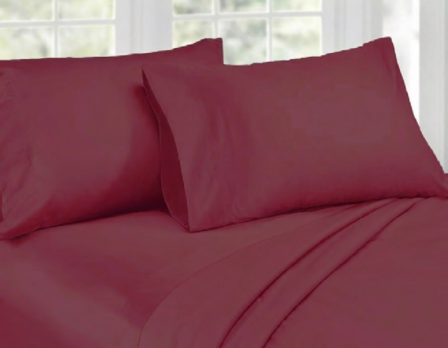 1000TC Single Berry Sheet Set by Ardor