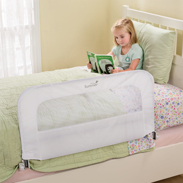 Summer Infant - 2 in 1 Child Convertible Crib Cot Safety Bed Rail guard