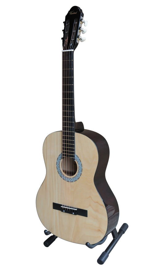 "Woodstock 39"" Acoustic Guitar with Bag - Natural"