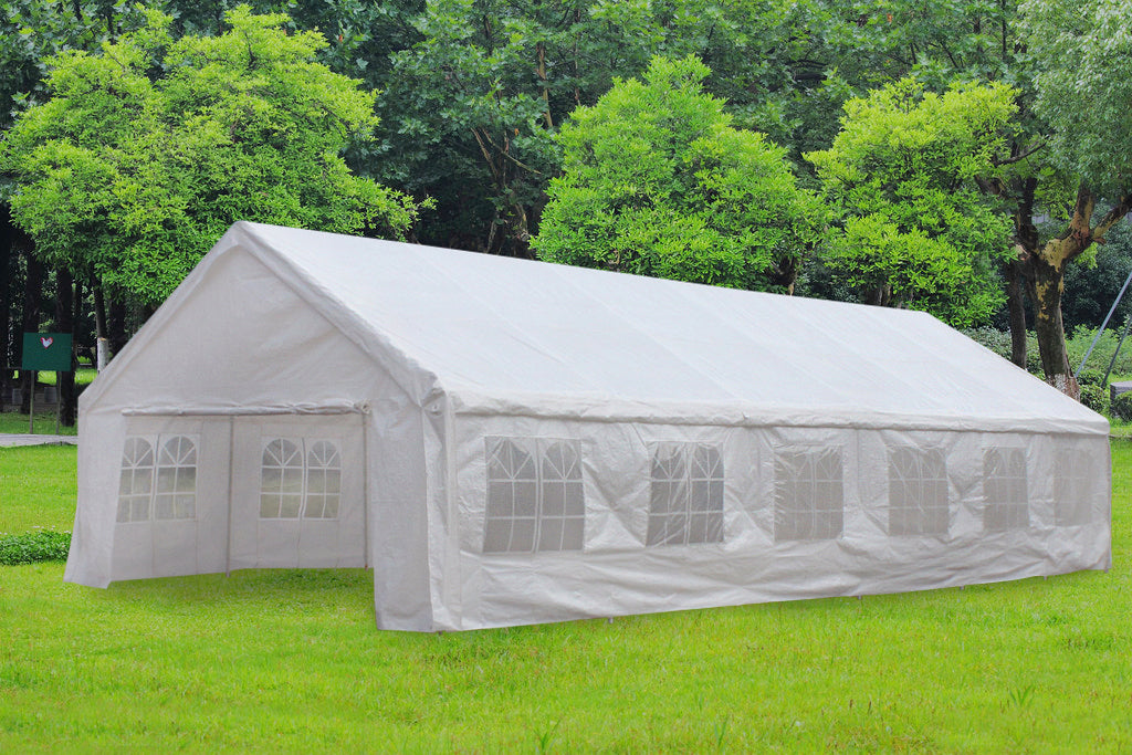 12m x 6m Party Pavilion Gazebo Marquee