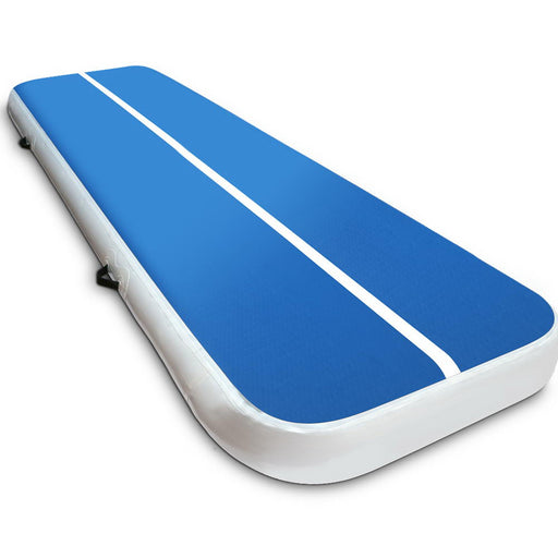 3 x 1M Inflatable Air Track Mat - Blue