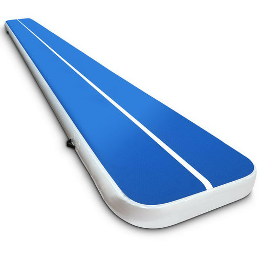 6 x 1M Inflatable Air Track Mat - Blue