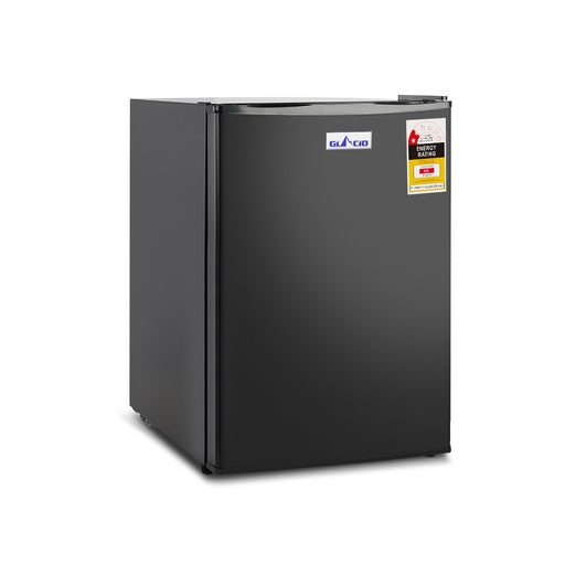 70L Portable Mini Bar Fridge - Black