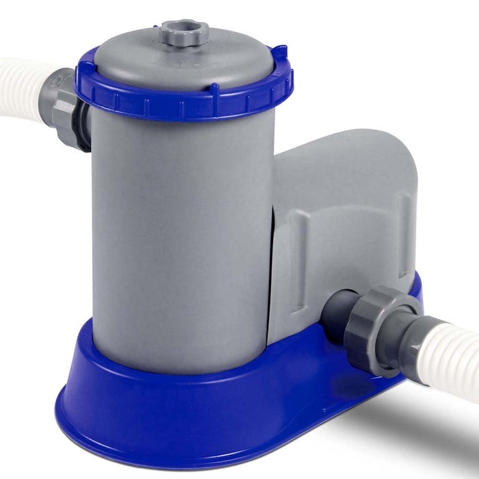 1500 GPH Filter Pump Swimming Pool Cleaner