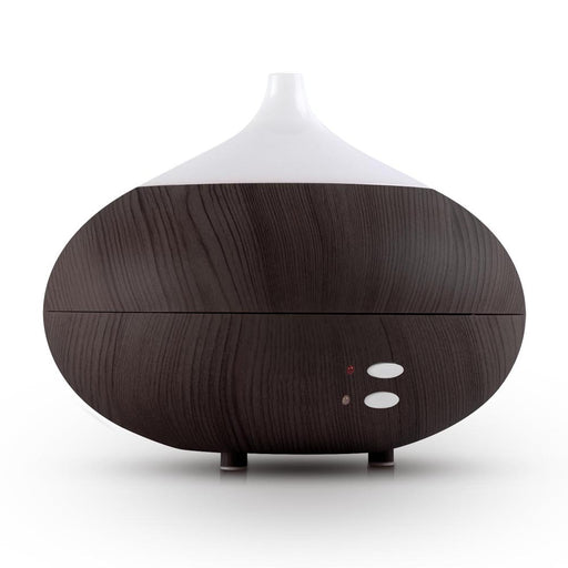 300 4-in-1 Essential Oil Aroma Diffuser Ultrasonic Aromatherapy - Dark Wood