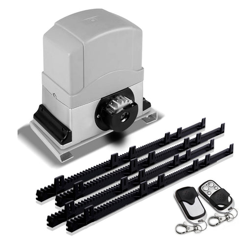 Sliding Gate Opener Kit - Heavy Duty Automatic slide remote Ahouse