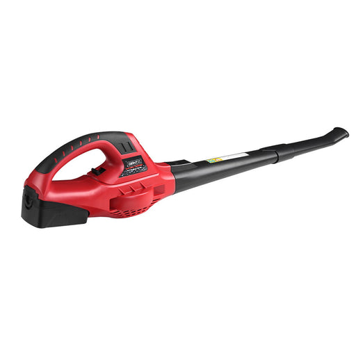 Lightweight Cordless Leaf Blower 2-Speed Blowing Capacity