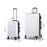"2pc Luggage Set 20"" & 28"" - White"
