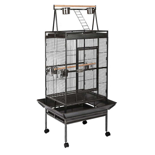 Large Bird Cage - Black