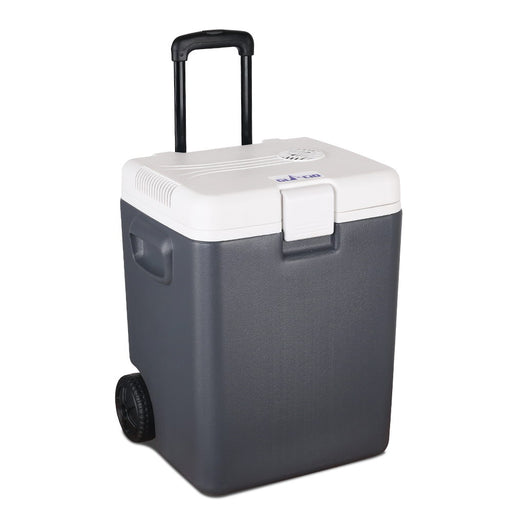30L Portable 2 in 1 Cooler and Warmer Home Office Car Outdoors Grey