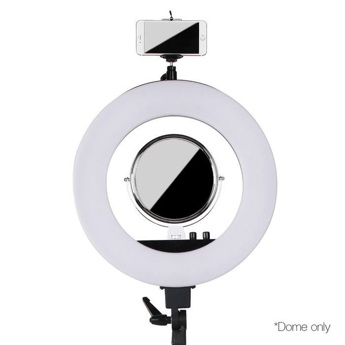 19inch LED Ring Light - Black