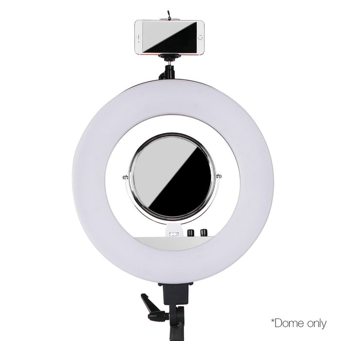 19inch LED Ring Light - Silver
