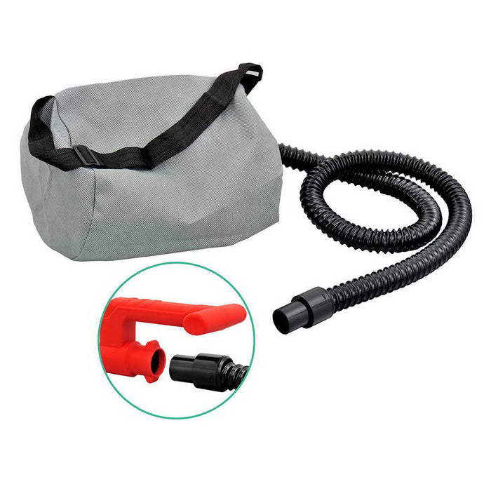 2-In-1 Drywall Sander with Automatic Vacuum System Plaster
