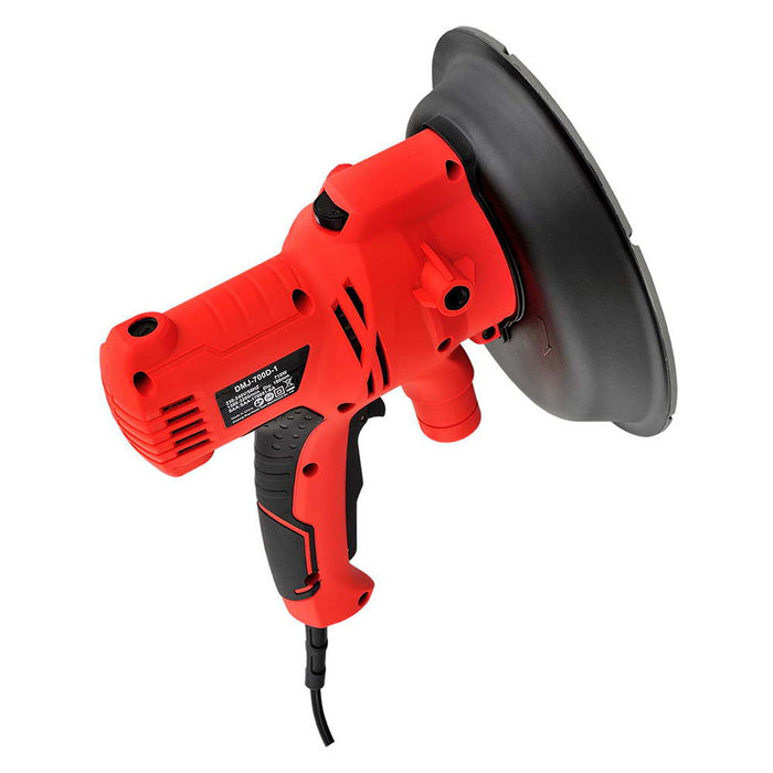 2In1 Handheld Drywall Sander with Automatic Vacuum System  Plaster