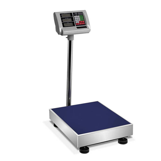 150KG Electronic Computing Digital Platform Scales Postal Shop Scale Weigh