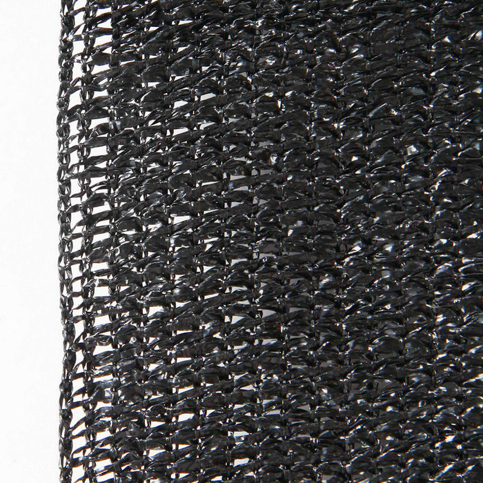 1.83 x 10m Shade Sail Cloth - Black