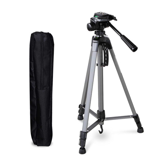1.45M Professional Camera & Phone Tripod Audio Video Photography