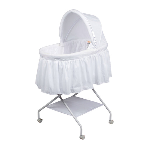 Harper Bassinet - White