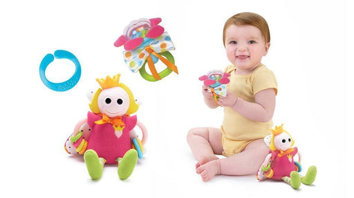 Yookidoo Princess Playset