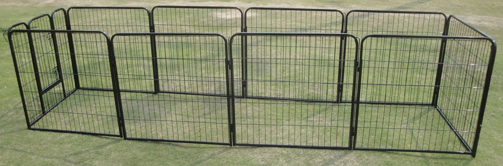 10 x 800 Tall Panel Pet Exercise Pen Enclosure