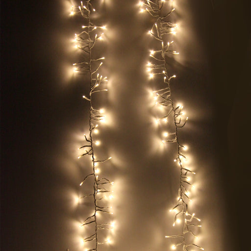 LED Lights Fairy Christmas String Strip Lights Wedding Party Outdoor-Warm White