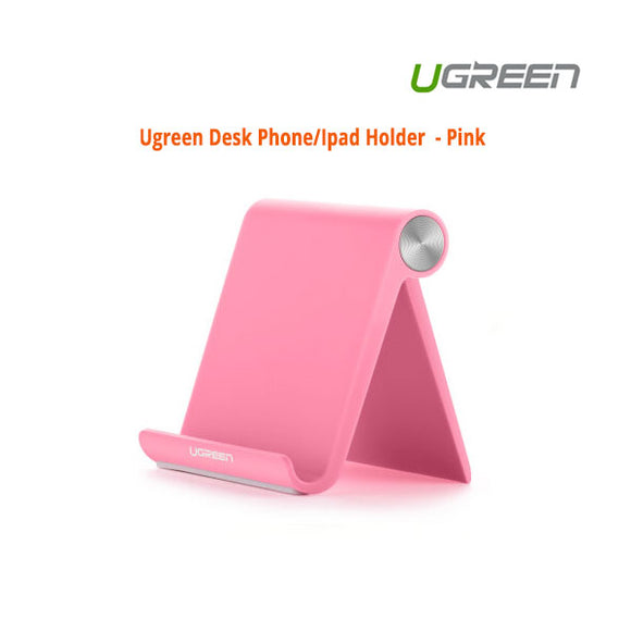 Ugreen Desk Phone/Ipad Holder  - Pink