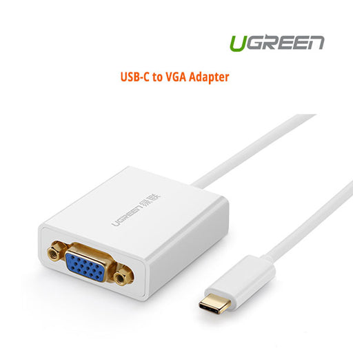 Ugreen USB-C to VGA Adapter (40274)