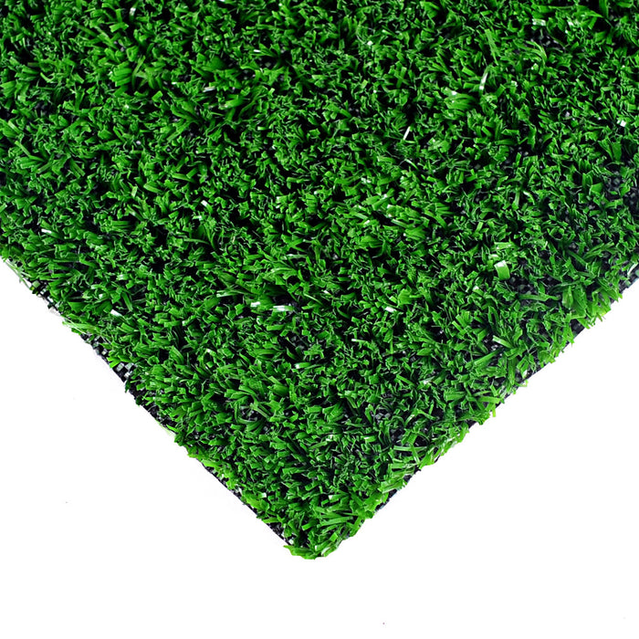 2 x 10M Artificial Grass Synthetic Turf Landscape Indoor Outdoor - Olive Green