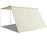 2.5M X 3M Car Side Awning Roof Rack Cover Tents Shades Camping  - Beige