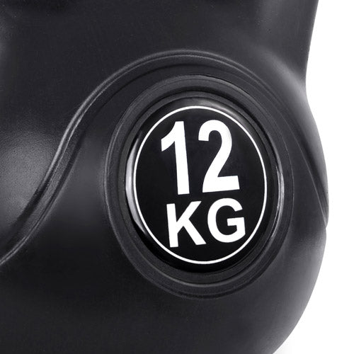 12kg KettleBells Exercise Fitness Kit Health Gym Workout